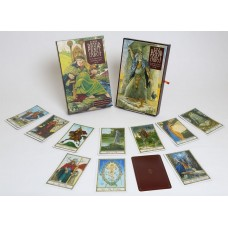 Druid Craft Tarot Set by Philip and Stephanie Carr-Gomm illustrated by Will Worthington