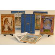 Goddess Tarot Deck by Kris Waldherr