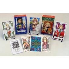 Hanson Roberts Tarot Deck by Mary Hanson-Roberts