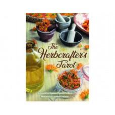 Herb Crafter's Tarot. Artwork by Joanna Powell Colbert. Written by Latisha Guthrie