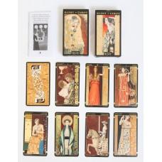 Klimt Tarot by Atanas A. Atanassov