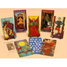 Morgan Greer Tarot Deck by William Greer under direction of Lloyd Morgan.