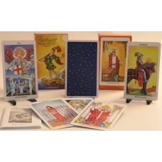 Radiant Rider Waite Tarot Deck by A.E. Waite and Pamela Colman Smith