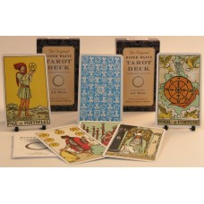 Original Rider Waite Tarot Deck by Arthur Edward Waite and Pamela Coleman Smith