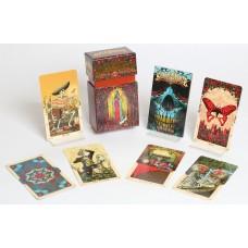 Santa Muerte Tarot Set by Fabio Listrani