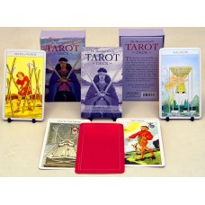 Sharman Caselli Tarot by Juliet Sharman-Burke illustrated by Giovanni Caselli
