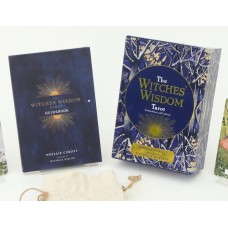 Witches'  Wisdom Tarot Set by Phyllis Curott, with artwork by Danielle Barlow