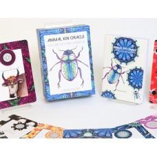 Animal Kin Oracle Set by Sarah Wilder