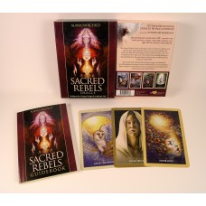 Sacred Rebels Oracle by Alana Fairchild illustrated by Autumn Sky Morrison.