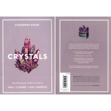 Crystals ( The Complete Crystals Bible ) by Cassandra Eason