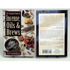 Complete Book of Incense,Oils and Brews by Scott Cunningham