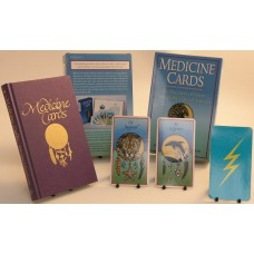 Medicine Cards by Jamie Sams and David Carson illustrated by Angela Werneke