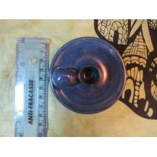 Pottery holder (taper)