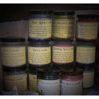 Magical Jar Candles (select from list)