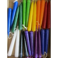 [SPELL SET] 22 x Solid Colour Spell Tree Chime Candles 45min Burn Time