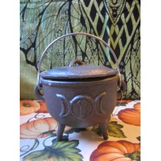 Cauldron 11cm Triple Moon