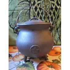 Cauldron 19cm Pentagram