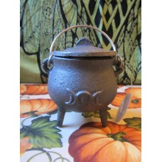 Cauldron 7.5cm Triple Moon
