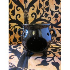 Cauldron ceramic oil burner
