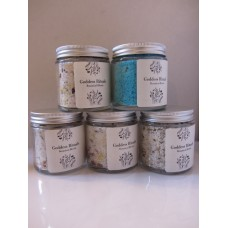 Goddess Ritual Botanical Bath Salt Blends