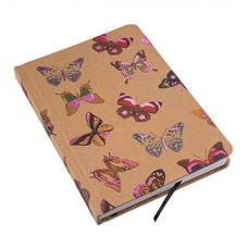 Butterfly notebook A5
