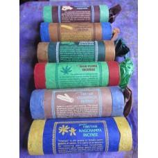 Hand rolled Tibetan Incense