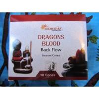 Dragons Blood backflow cones x 10