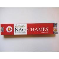 Gold Nag Champa Incense 15g