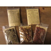 Incense Packets for Magical Use