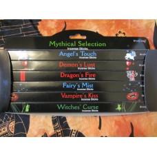 Mythical Selection Incense gift set