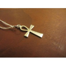 Ankh pendant small Sterling Silver