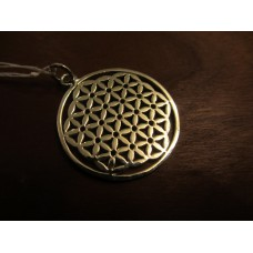 Flower of life pendant Sterling Silver