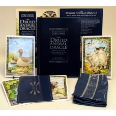 Druid Animal Oracle Cards Deck and Book Set
