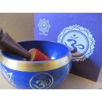 10cm Crown Chakra Singing Bowl