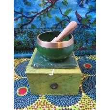 8cm Chakra Singing Bowl Set - Heart
