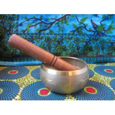 11.5cm Ganesh Singing Bowl