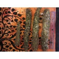 Mugwort and British Sage Smudge Sticks
