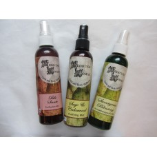 Smudge Sprays - Sage and Cedarwood / Sweetgrass / Palo Santo