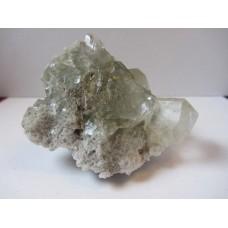 Green Fluorite AAA Grade Hungzhoy China 211g
