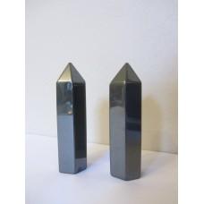 Hematite point 60-70mm