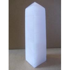 Mangano Calcite Obelisk 150mm