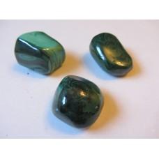 Malachite Tumblestones 30-40mm