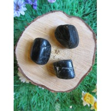 Black Tourmaline Tumblestones 30-40mm