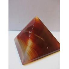 Carnelian Pyramid 2nd hand 55mm