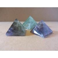 Fluorite Pyramids 20-30mm