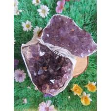 Amethyst Clusters, Druze (A grade) 266-350g