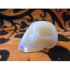Opalite crystal skull 1.5 inch