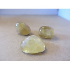 Yellow Fluorite Tumblestones 20-30mm