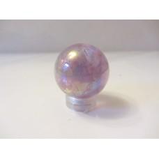 Amethyst Aura Sphere 20-35mm