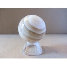 Burnt Calcite Sphere 40mm